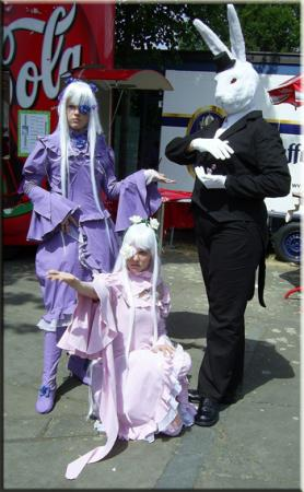 Laplace no Ma from Rozen Maiden
