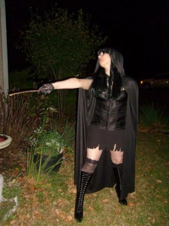 Bellatrix Lestrange  (Black) from Harry Potter worn by Chunlichan