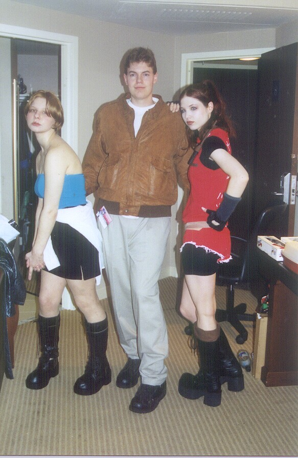 resident evil 3 nemesis jill costumes