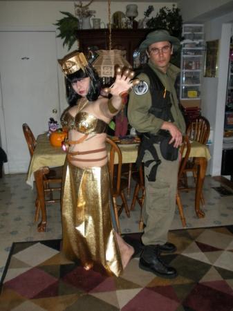 Hathor from Stargate