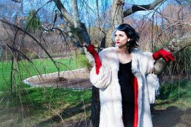 Cruella De Vil from 101 Dalmations worn by mahoukiyoraka