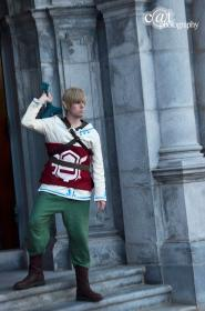 Link from Legend of Zelda: Skyward Sword