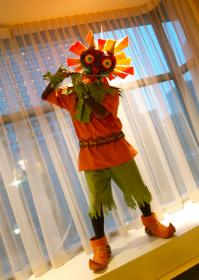Skull Kid from Legend of Zelda: Majora's Mask