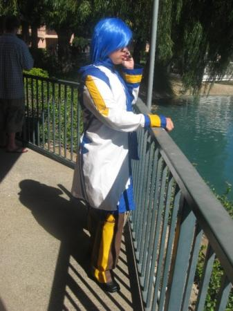 Kaito from Vocaloid
