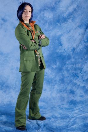 Mukuro Rokudo from Katekyo Hitman Reborn!