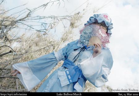 Yuyuko Saigyouji from Touhou Project worn by Rofomet