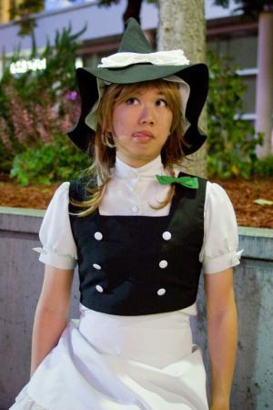 Jessica Ushiromiya from Umineko no Naku Koro ni worn by Rofomet