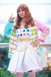 Kirari Moroboshi from iDOLM@STER (Worn by Rofomet)