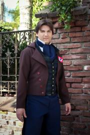 Marius from Les Miserables