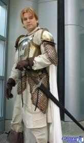 Jaime Lannister from Game of Thrones worn by Strike