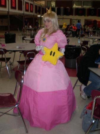Princess Peach Toadstool