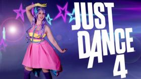 Dance Character from Just Dance 4