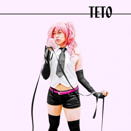 Kasane Teto from Vocaloid 2 worn by kio