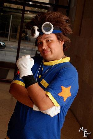 Taichi Yagami from Digimon Adventure