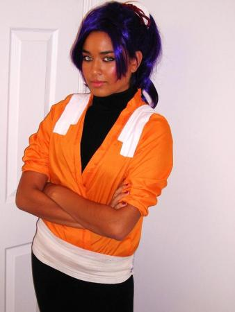 Yoruichi Shihouin from Bleach