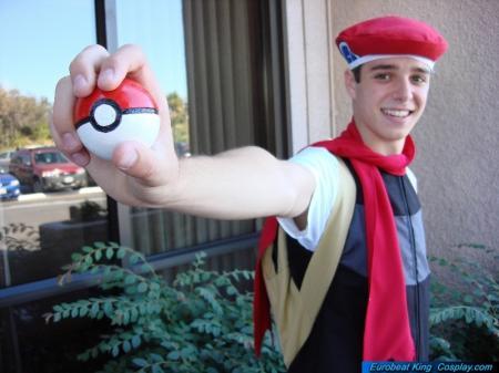 Lucas from Pokemon