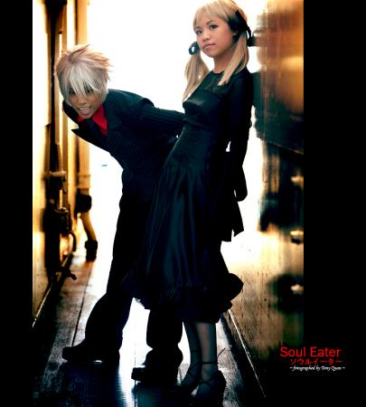 Soul Eater from Soul Eater worn by Akusesu