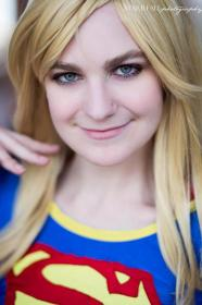 Supergirl from DC Comics worn by BlindCalliope