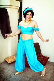 Jasmine from Aladdin worn by anime_wench