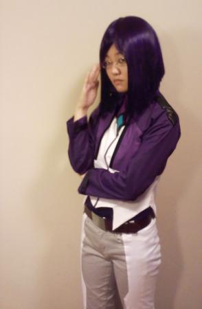 Tieria Erde from Mobile Suit Gundam 00