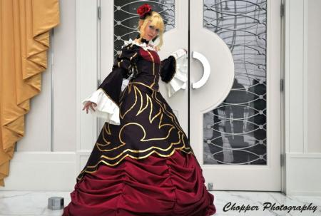 Beatrice from Umineko no Naku Koro ni worn by Eveille