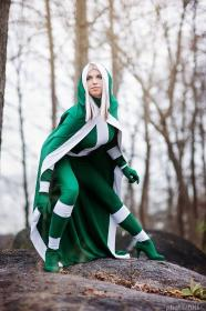 Rogue from X-Men worn by Eveille