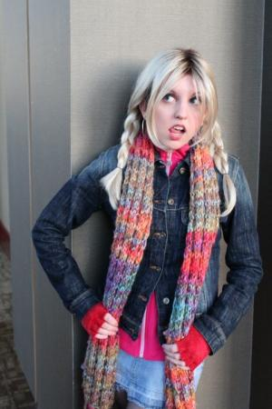 Rose Tyler from Doctor Who worn by Troppy