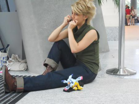 Matt / Yamato Ishida from Digimon Adventure worn by Aduial
