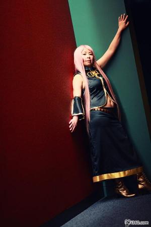 Megurine Luka from Vocaloid 2 worn by Perzephone