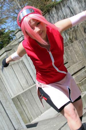 Sakura Haruno from Naruto Shippūden worn by Perzephone