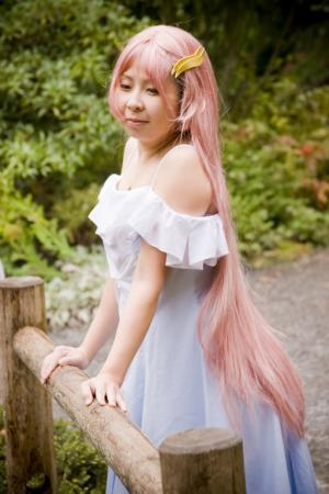 Lacus Clyne from Mobile Suit Gundam Seed Destiny worn by Perzephone