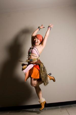 Oerba Dia Vanille from Final Fantasy XIII worn by Perzephone