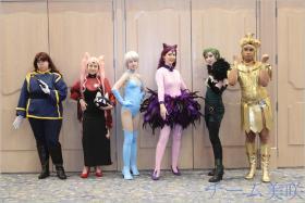 Prizma / Petz from Sailor Moon R worn by Chalchihuitlicue