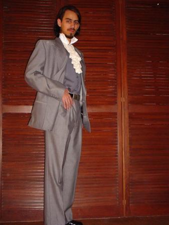 Dorian Gray from The League of Extraordinary Gentlemen