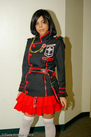 Lenalee (Rinali) Lee from D. Gray-Man
