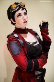 Patricia Tannis from Borderlands 2 worn by Erika Door