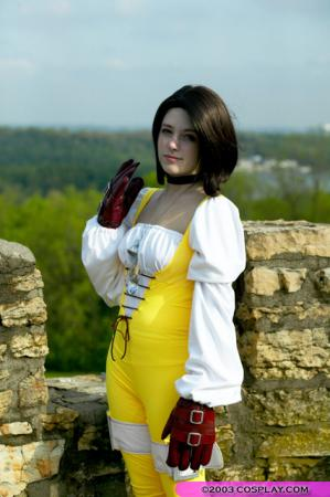 Garnet til Alexandros the 17th from Final Fantasy IX worn by Erika Door