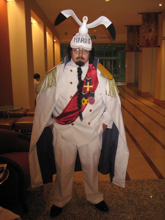 Fleet Admiral Sengoku from One Piece by Kaizoku-Syn ...
