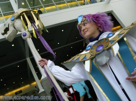 Master Mage Clef from Magic Knight Rayearth