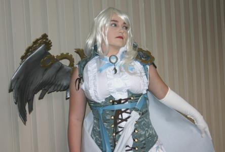 Swan Princess Odette Lohengrin from Original: Steampunk