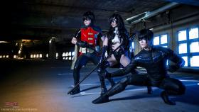 Nightwing from Batman: Arkham City