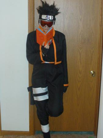 Obito Uchiha from Naruto