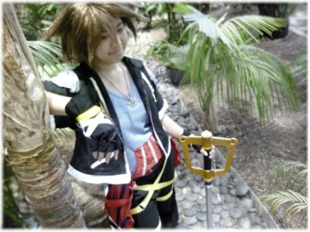 Sora from Kingdom Hearts 2 worn by Taymeho