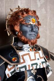 Ganondorf from Legend of Zelda: Twilight Princess worn by C.C.