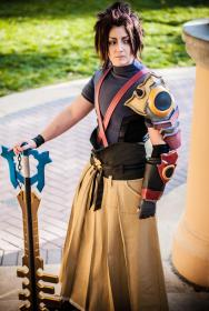 Terra from Kingdom Hearts Birth by Sleep (Worn by VintageAerith)