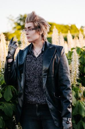 Ignis Scientia from Final Fantasy XV worn by VintageAerith