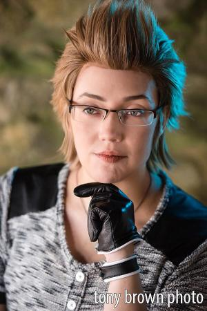 Ignis Scientia from Final Fantasy XV by VintageAerith