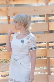Lunafreya Nox Fleuret from Final Fantasy XV by VintageAerith