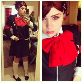 Female Main Character from Persona 3 worn by Bishoujo Senshi