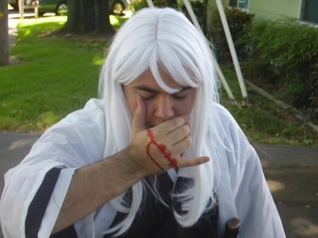 Ukitate Jyuushiro from Bleach
